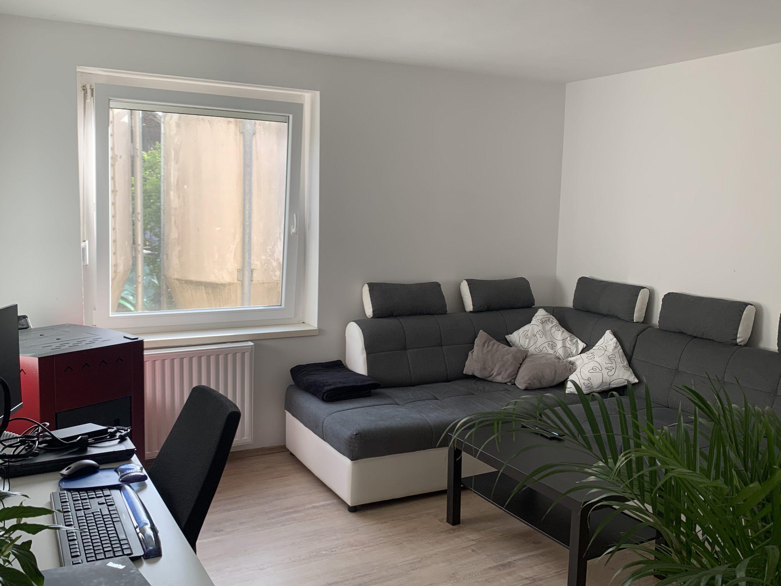 Dnevna soba - stanovanje Hraše